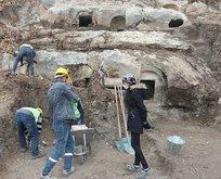 Karaman'da Roma dönemine ait surlar bulundu!