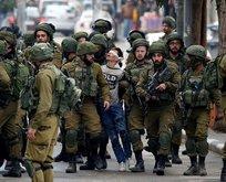 Katil İsrailin zulmüne maruz kalan Filistinli çocuklar için dünyaya çağrı