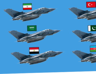 İslam Ordusu Koalisyonuna katılan ülkeler! İşte İslam ordusunun gücü...