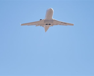 Tel Aviv'den Riyad'a giden gizemli uçak