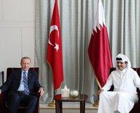 Katar Emiri Al Sani'den 'Türkiye' açıklaması