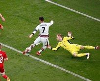 Ronaldo rekor kırdı!