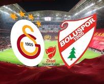 Galatasaray - Boluspor maçı saat kaçta?