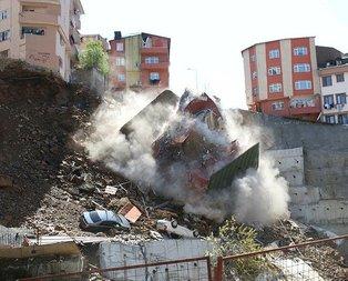 Bakan'dan çöken binayla ilgili önemli açıklama
