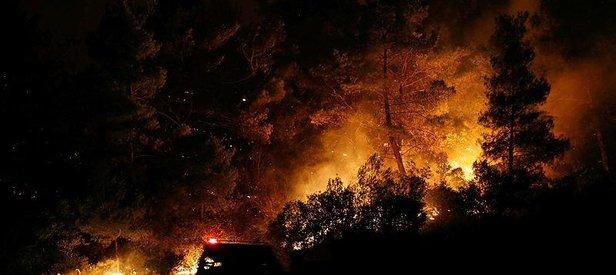 Bakan Pakdemirli: Şu anda aktif 4 yangınla mücadele ediyoruz