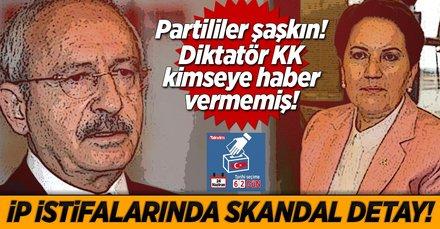 CHP'deki İYİ Parti istifalarından milletvekilleri ve PM üyelerinin haberi olmadığı ortaya çıktı