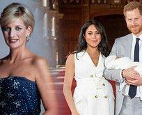 Prenses Diana'nın astroloğundan Meghan Markle kehaneti!