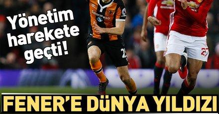 Fenerbahçe Fellaini için harekete geçti