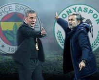 Fenerbahçe - Konyaspor maçı ne zaman?