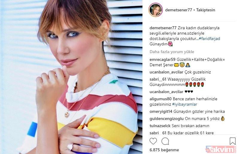 Ünlü isimlerin Instagram paylaşımları - 23.08.2018
