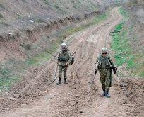 Fuzuli'den çıkan Ermenistan'ın hainlikleri bitmiyor