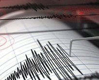 Muğlada korkutan deprem!