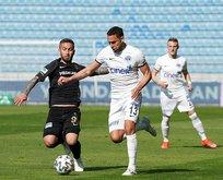Kasımpaşa ve Yeni Malatyaspor yenişemedi