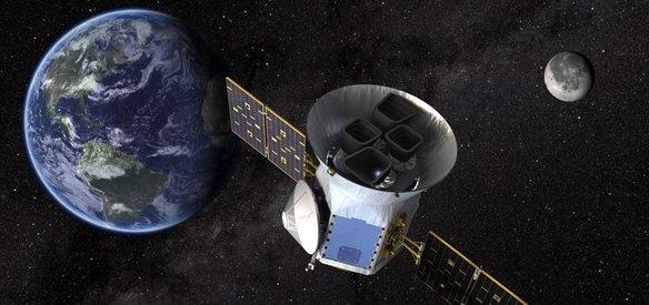 NASA'NIN TESS UYDUSU KEŞİF GÖREVİNİN İLK YILINI TAMAMLADI
