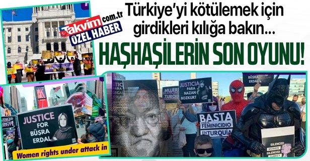 FETÖ'cülerden Türkiye karşıtı propaganda!