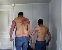 Yunanistan'dan insanlık dışı uygulama!