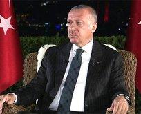 Erdoğan: Öcalan-Demirtaş arasında liderlik savaşı var
