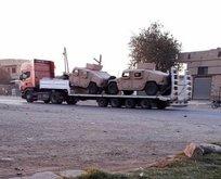 ABDden terör örgütü PKK/PYDye askeri sevkiyat!