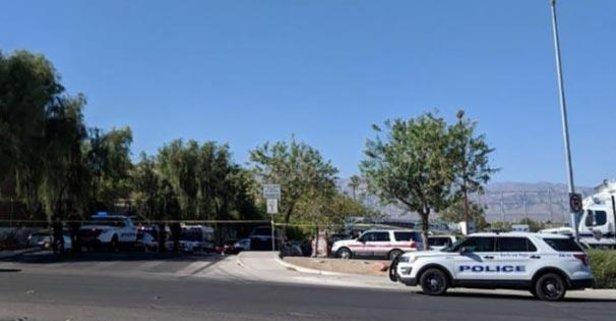 ABDde okul bahçesinde silahlı saldırı