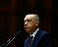 Erdoğan'dan Külliye'deki CHP'li yalanına tepki
