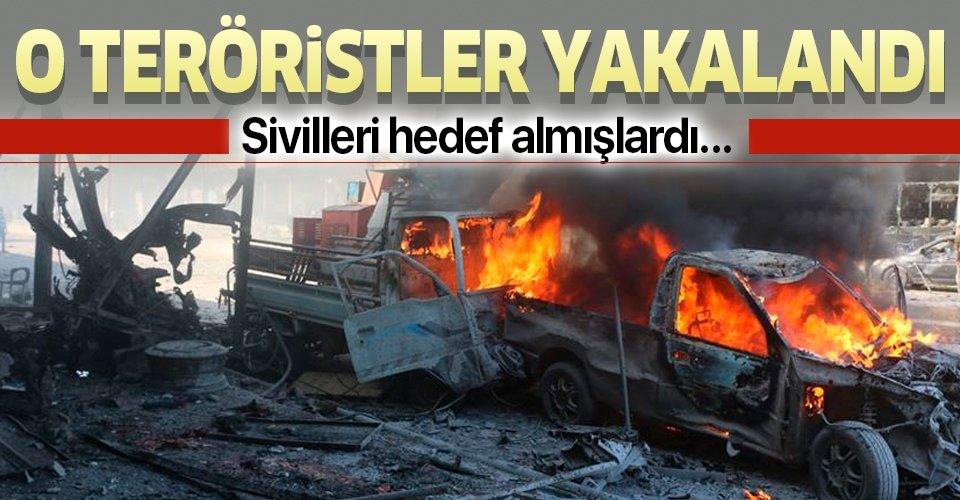 MSB duyurdu: Tel Abyad'da saldırı düzenleyen PKK/YPG'li teröristler yakalandı