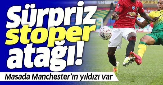Fenerbahçe'den sürpriz stoper atağı
