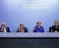 Berlin'de Libya zirvesi sona erdi!