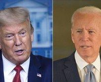 Biden'dan şaşırtan Trump açıklaması