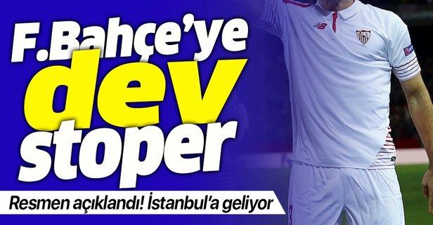 Fenerbahçe'den flaş transfer açıklaması