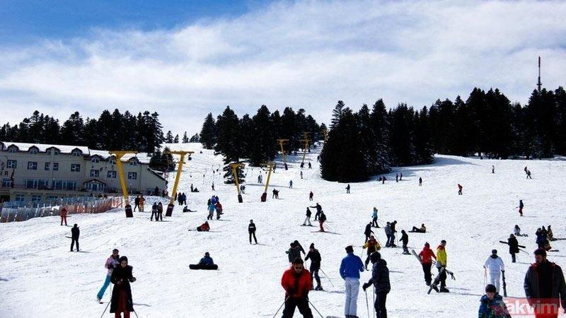 2018 2019 Sezonu Turkiye Nin Kayak Merkezlerinde Teleferik Bilet