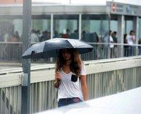 Meteoroloji verilerine göre yurtta hava durumu! İstanbul'da hava nasıl olacak?