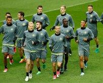 Manchester United tur için Anderlecht önünde