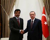 Katar Emiri Al Sani Türkiye'ye geliyor