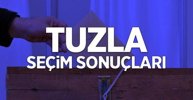 İstanbul Tuzla 2019 yerel seçim sonuçları!