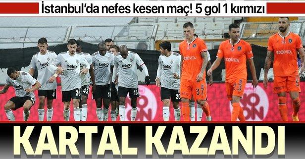 İstanbul'da nefes kesen maç!