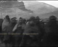 Yunan askerlerin esir alındığı görüntüler çıktı