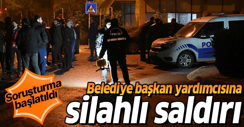 Son dakika: İzmir Çiğli'de Belediye Başkan Yardımcısı Ali Rıza Koçer'e silahlı saldırı