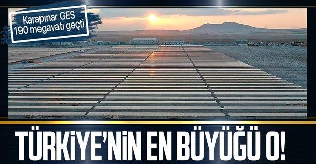 Türkiye'nin en büyüğü