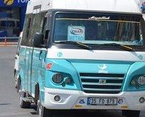 İzmir'de minibüs ücretlerine zam: İndi-bindi 4 lira oldu