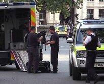 BBC önünde bomba paniği! Giriş çıkışlar durduruldu
