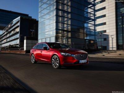 2019 Mazda 6 Wagon