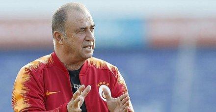 Galatasarayın başkanı Terim'dir
