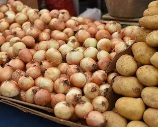 Vatandaşa ücretsiz patates soğan dağıtılacak!