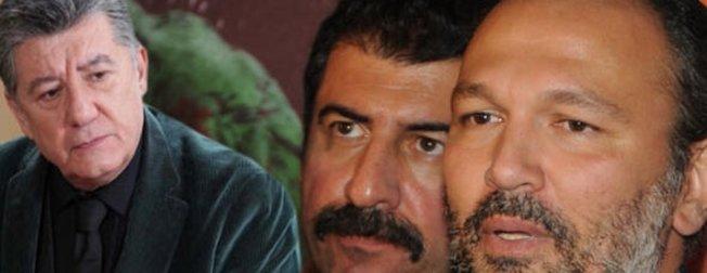 Ali Sunal Eşkıya Dünyaya Hükümdar Olmaz'ın usta oyuncusu Tarık Ünlüoğlu'nu unutmadı! Gözyaşlarına boğuldu...