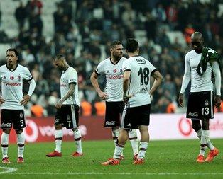 Beşiktaşa Akhisar çelmesi