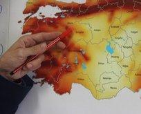 Deprem Tehlike Haritası kapsamında yeni çalışma