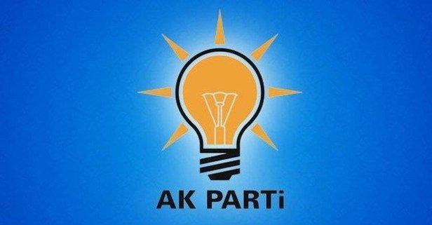 AK Parti'de değişim süreci