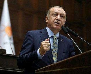 Başkan Erdoğan: Yarın Meclise sunacağız