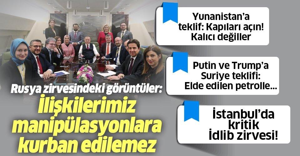 Son dakika: Başkan Erdoğan'dan Belçika dönüşü kritik açıklamalar
