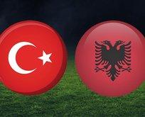Türkiye Arnavutluk maçı saat kaçta?